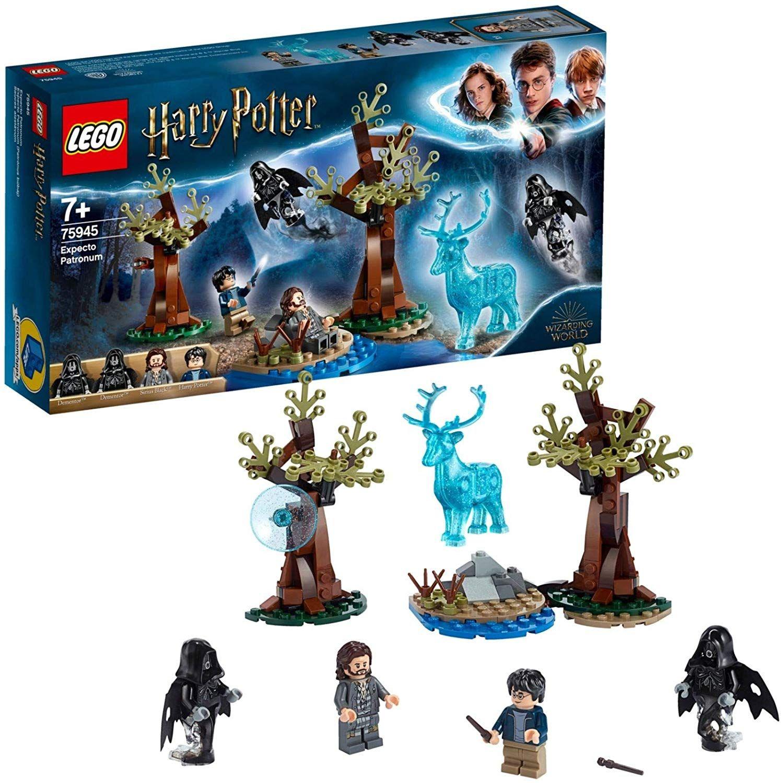 Lego Harry Potter 75945: Expecto Patronum