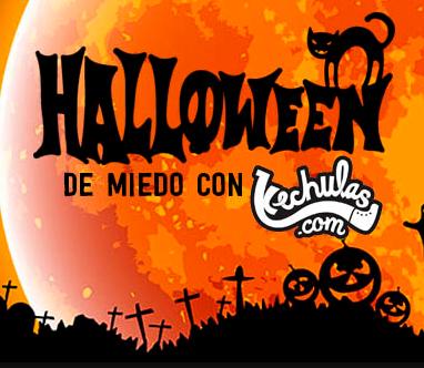 Cupón Descuento -10% en toda la web Kechulas.com por Halloween