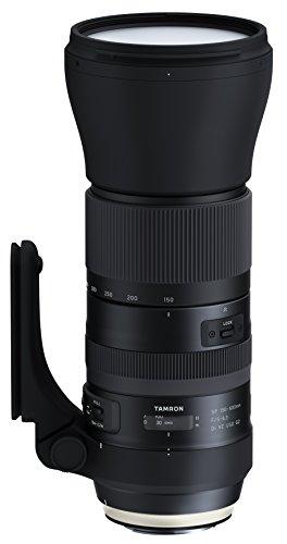 Tamron T80174 - Objetivo SP 150-600 mm F/5-6.3 Di VC USD G2 para Canon