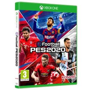 eFootball PES 2020 (Xbox, Pro Evolution Soccer 2020)