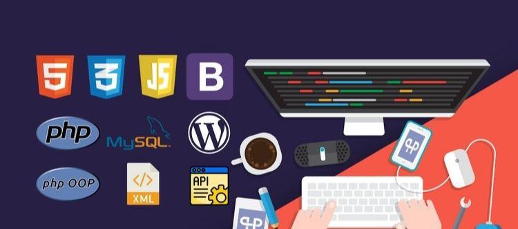 Curso COMPLETO de Desarrollo Web FullStack HTML, CSS, JS, Bootstrap, PHP , MySQL, WordPress, OOP y + [50 horas!]