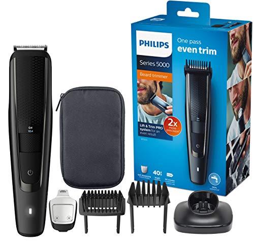 Philips BEARDTRIMMER Series 5000 Barbero BT5515/15 - Afeitadora