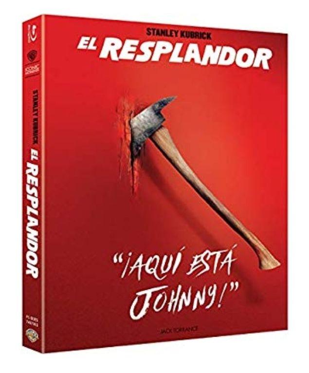 """EL Resplandor """"Edición Coleccionista"""" Blu-Ray"""