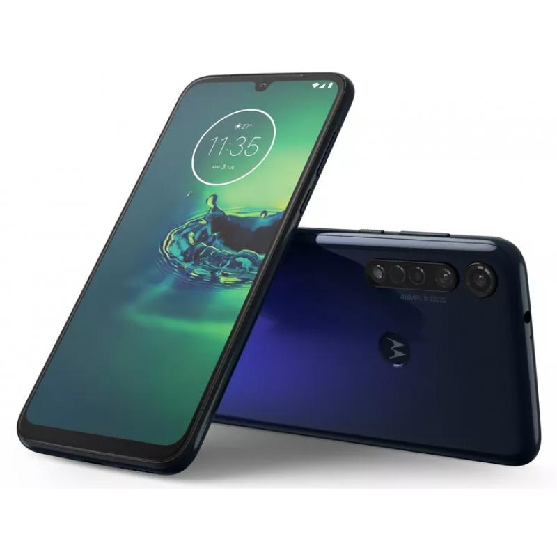 Motorola moto g8 plus 64gb dual sim azul