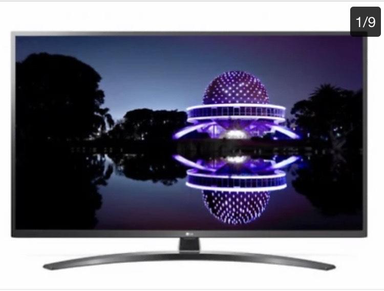 "TV LG (43"") UM7400 109,2 cm 4K Smart TV wifi"