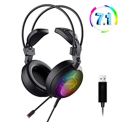 ELEGIANT I6 auriculares gaming 7.1