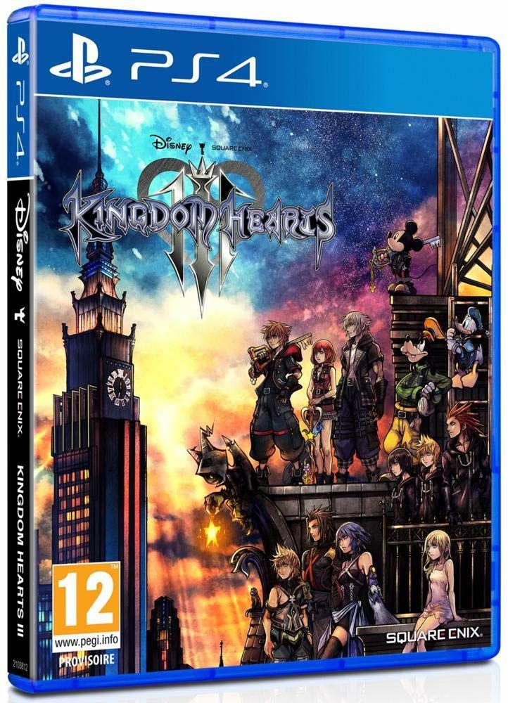 Sony Kingdom Hearts III