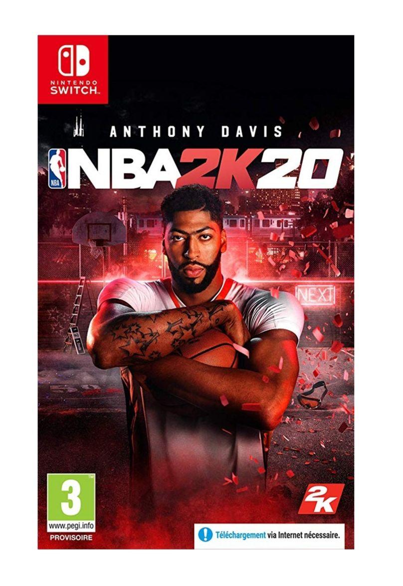 NBA 2K20 [Importación francesa] Nintendo Switch