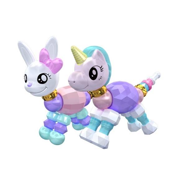 Pack 2 unicornios