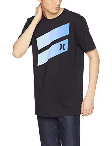 TALLA M - Hurley M Icon Slash Gradient tee - Camiseta para Hombre