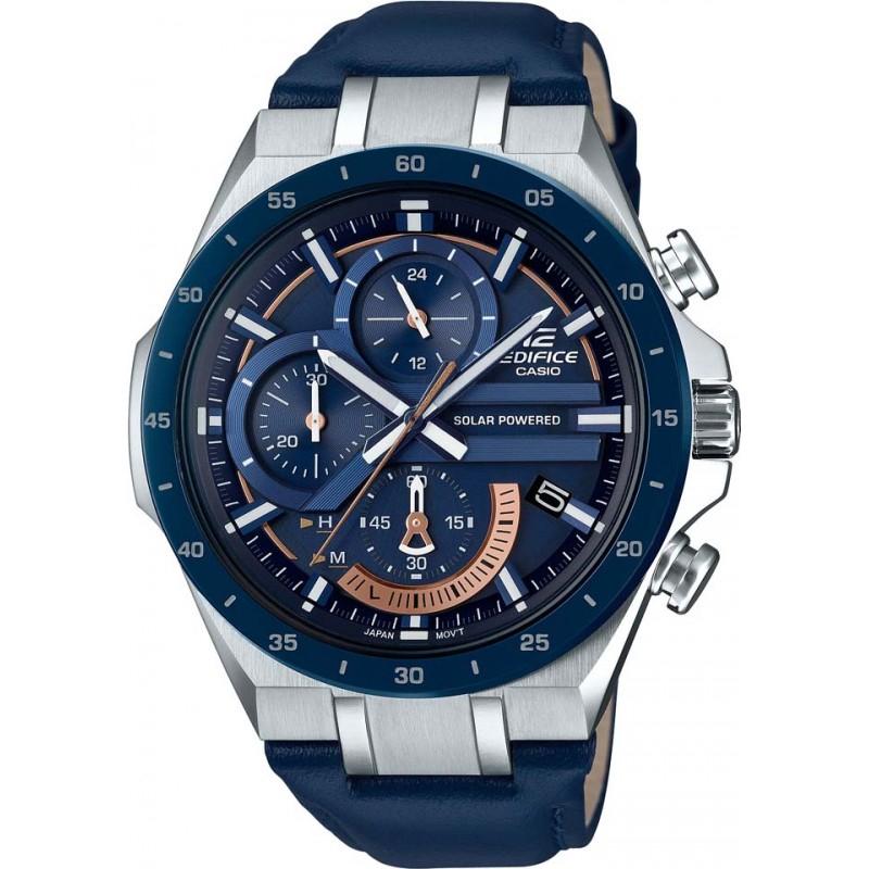 Casio Mens Edifice Watch EQS-920BL-2AVUEF