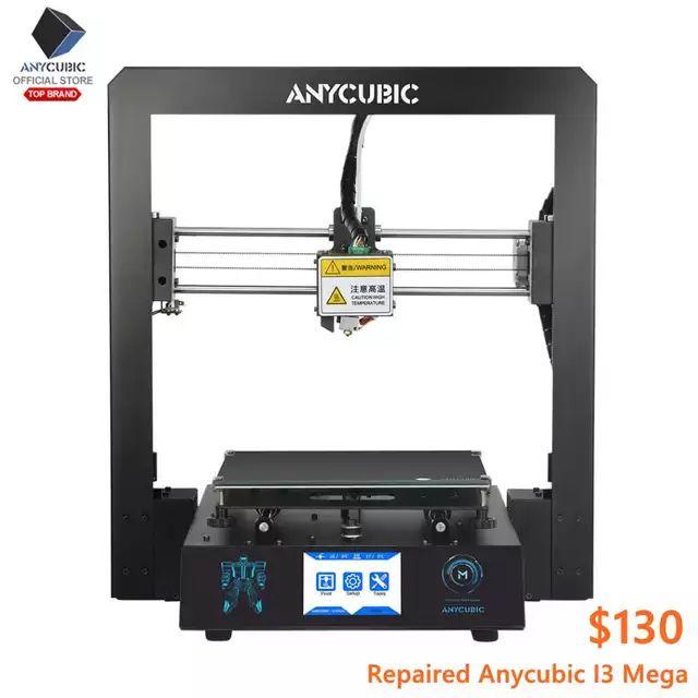 Impresora 3D - Anycubic i3 Mega / Mega S