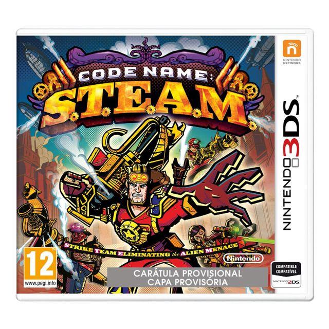 Juego 3DS CODENAME STEAM