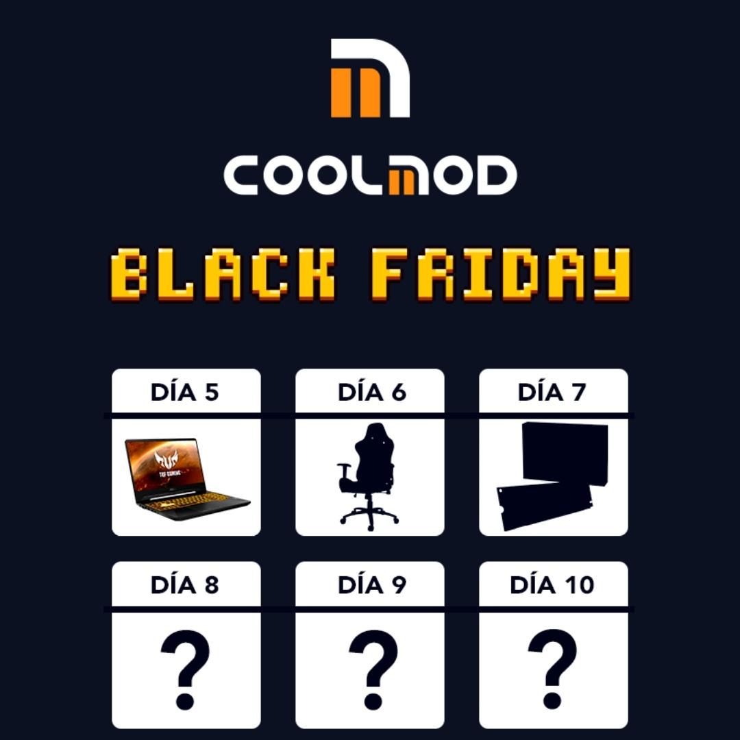 BLACK FRIDAY - Empieza el juego en Coolmod