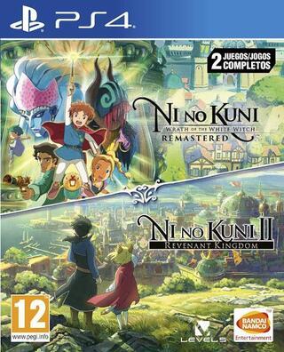 Los dos Ni No Kuni al precio del remaster del 1