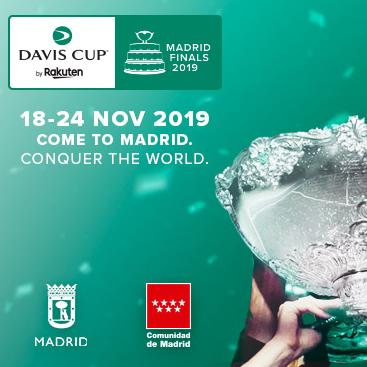 Entrada GRATIS a la Copa Davis en Madrid (tenis) entregando 10 botellas