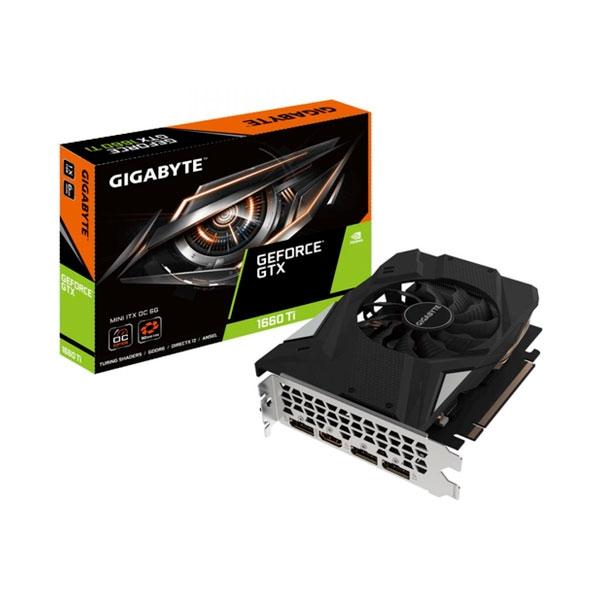 Gigabyte GeForce GTX 1660 Ti Mini ITX OC 6GB GDDR5