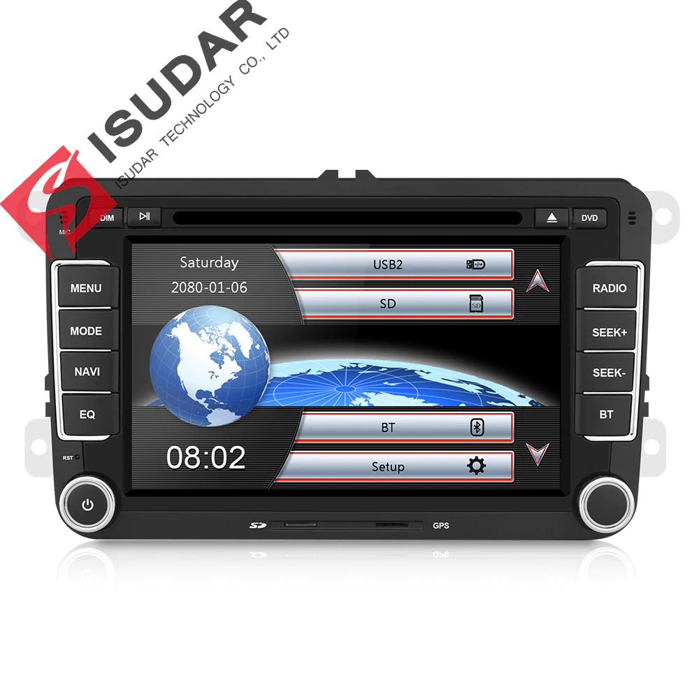 Isudar reproductor Multimedia 2 Din coche