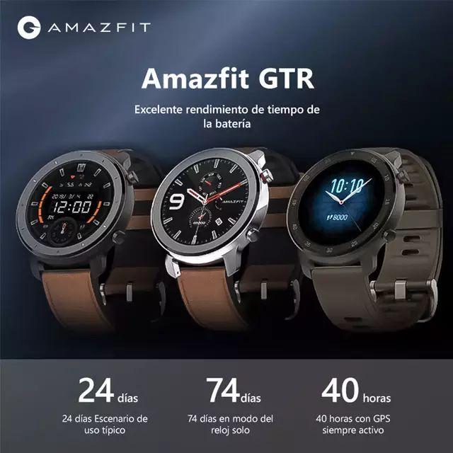 Amazfit GTR Desde España A 90€ 11.11