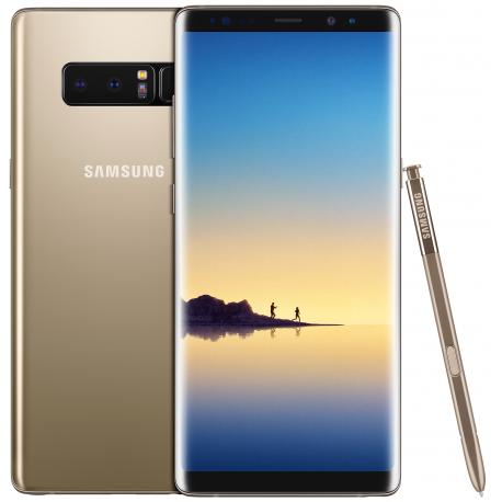 Samsung Galaxy  note 8  GOLD 6/64Gb con garantía del fabricante de 2 años