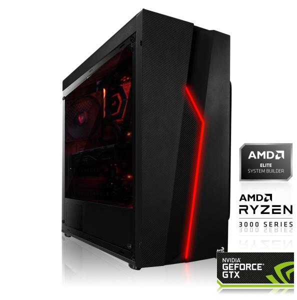 AMD Ryzen 5 3600 | 16GB DDR4 3000MHz | GTX 1660 SUPER 6GB | SSD de 480 GB | Be quiet 9 600W Plus Bronze | MSI B450M PRO-VDH MAX