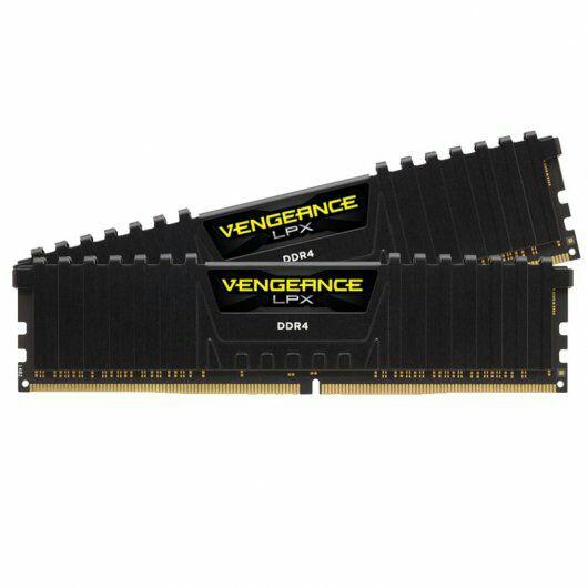 Memoria RAM 16GB 2x8GB Corsair Vengeance LPX DDR4 3000Mhz PC-24000  CL15