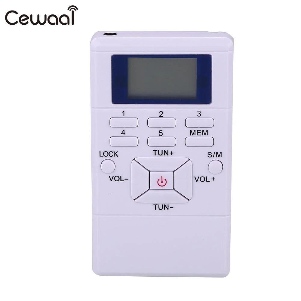 Mini Radio LCD