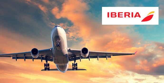 Dto 10% en Iberia, Iberia Express o Air Nostrum (Travel Club)