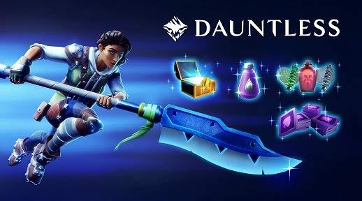 Aspecto de arma Luna de cosecha para Dauntless gratis con Twitch Prime