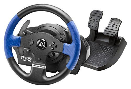 Volante + Pedales Thrustmaster T150RS para PS4 / PS3 / PC por 109 €