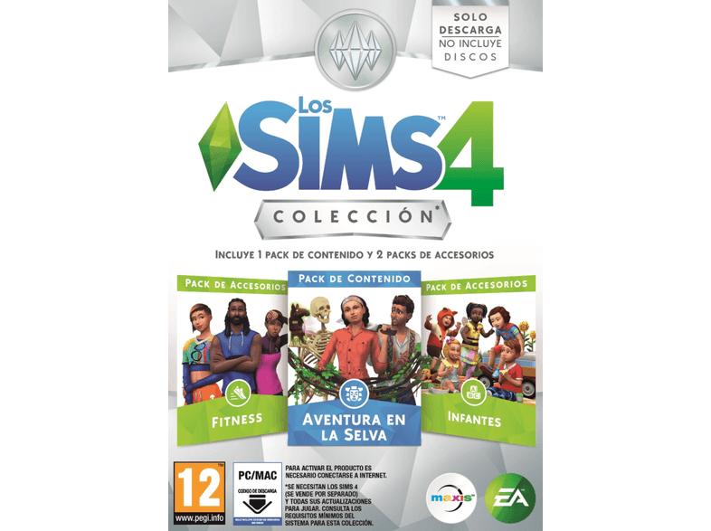 PC Los Sims 4 Colección 11