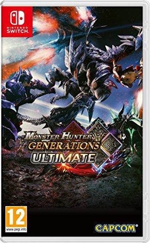 Monster Hunter Generations Ultimate - Edición Estándar [Nintendo Switch]
