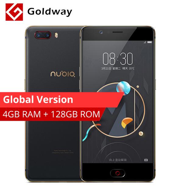 Nubia M2 Global 4 RAM 128GB