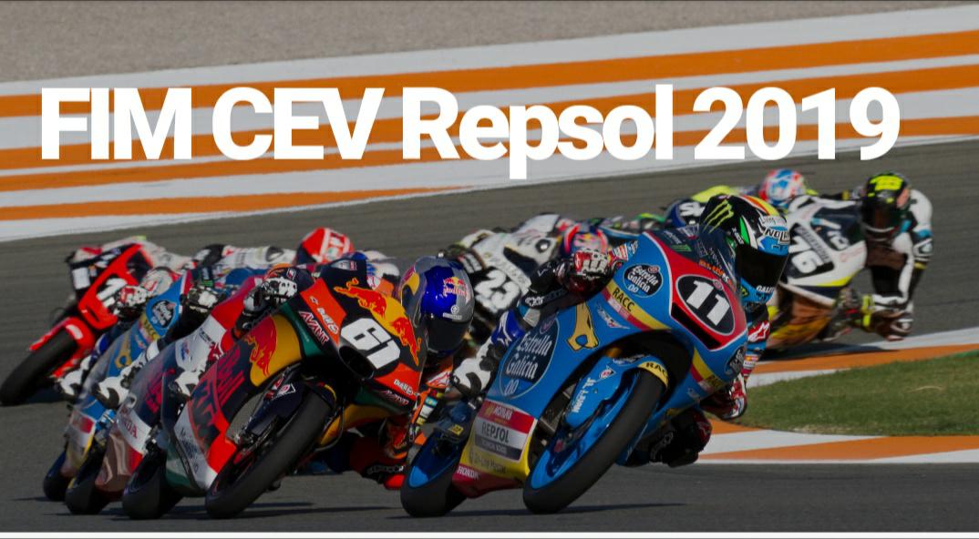 Entrada Gratuita al FIM CEV Repsol