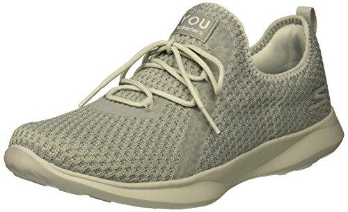 TALLA 38.5 - Skechers Serene-Tranquility, Zapatillas para Mujer
