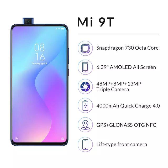 Xiaomi Mi 9T 6/128GB a preciazo!!! (11.11)