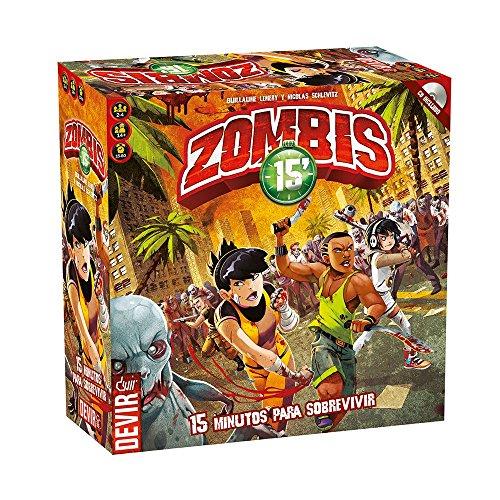 Devir - Zombies 15