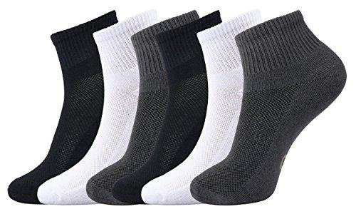 Oferta del dia. +MD 6 pares de calcetines deportivos