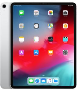 """Apple iPad Pro 2018 (3rd Generation) 12.9"""" 256GB Wifi - Silver Plata"""