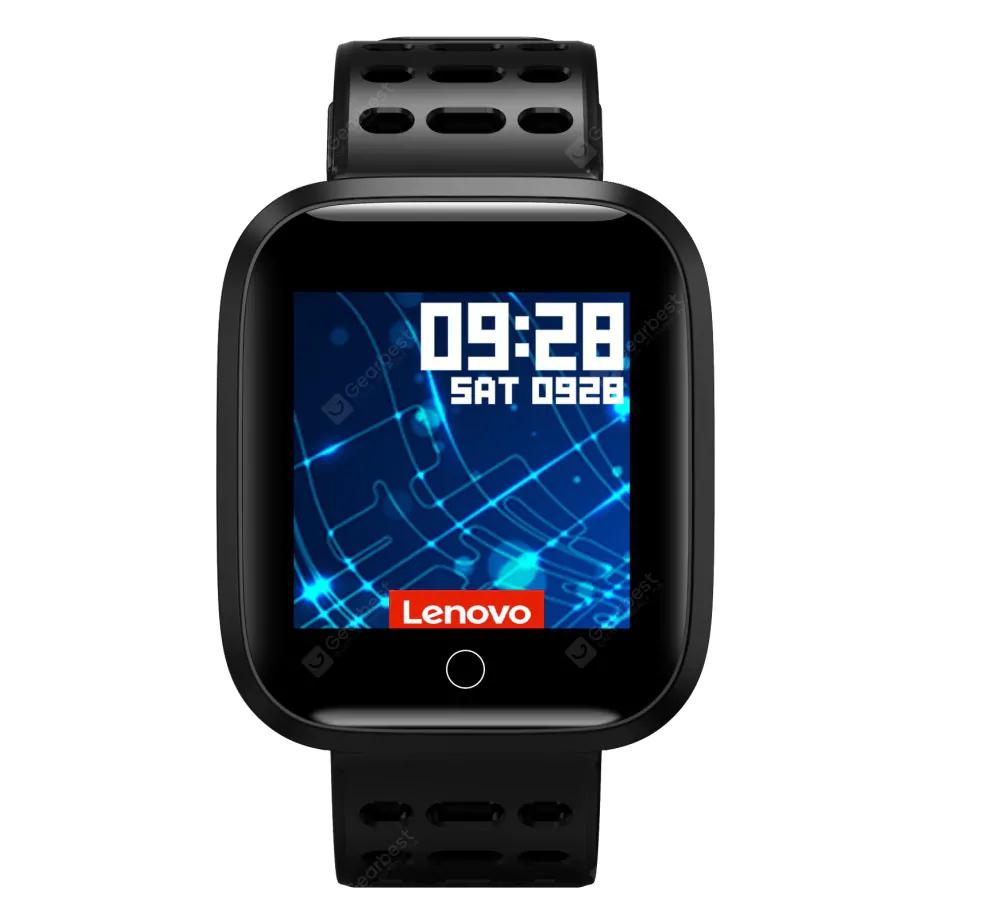 Lenovo E1 Smartwatch con 1.3 pulgadas