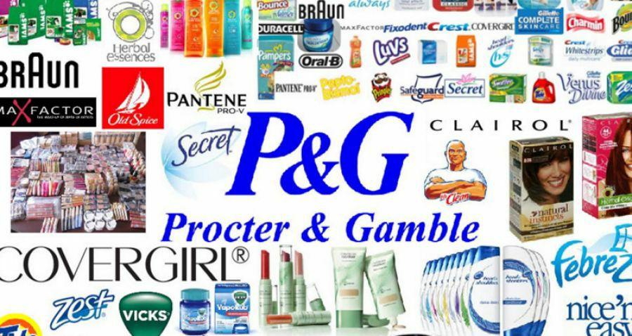Descuentos en varios productos de la marca Procter & Gamble