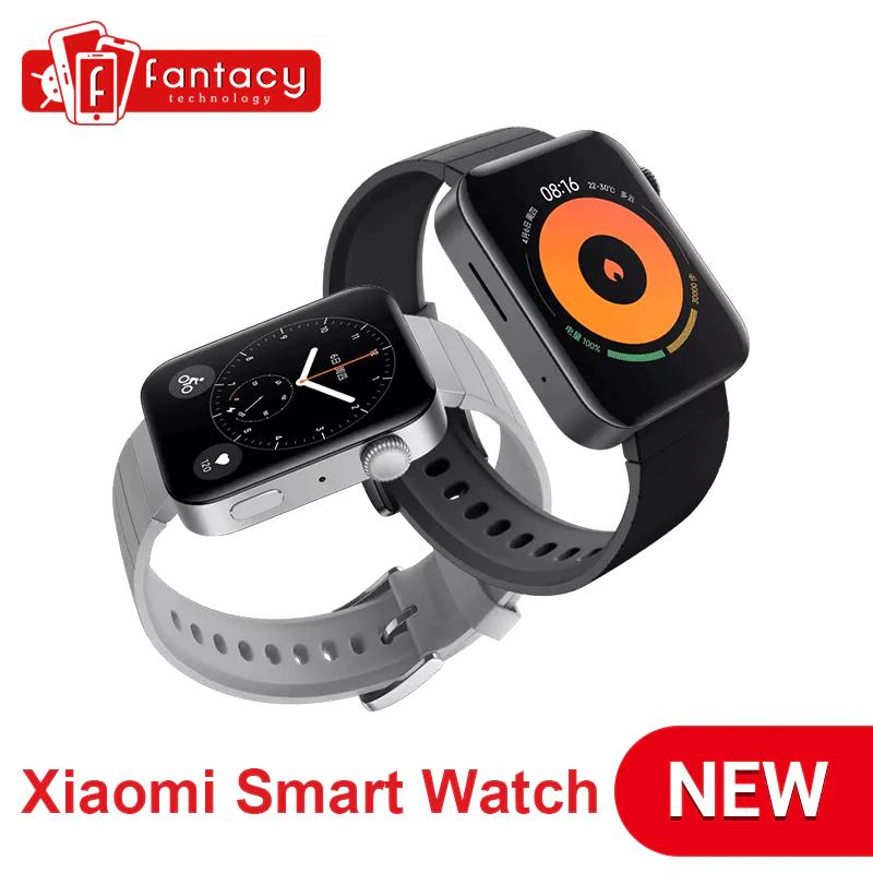 Novedad Xiaomi Mi Watch eSim 4G y WearOs de oferta por solo 226€
