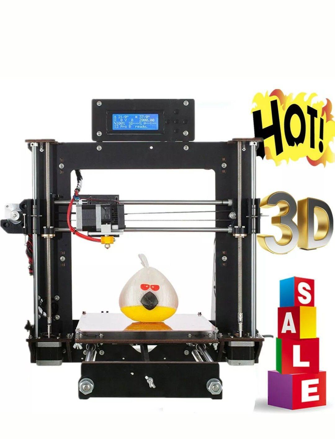 Impresora 3D i3 MK8 actualizado a 2019