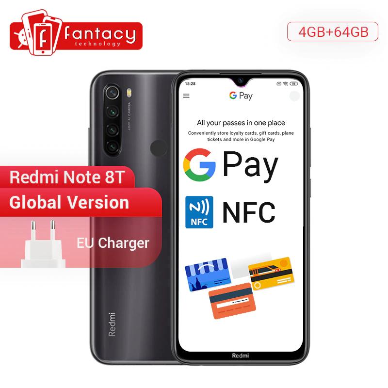 Xiaomi Redmi Note 8T 4/64GB