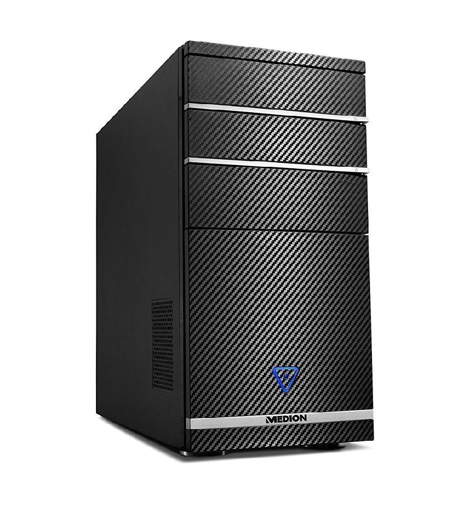 Medion M11 - AMD A10 8750, 8GB RAM, 1TB HDD, GTX 1060 3GB, W10