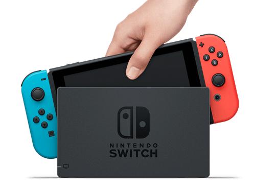 Nintendo Switch con Funda y Protector de Pantalla