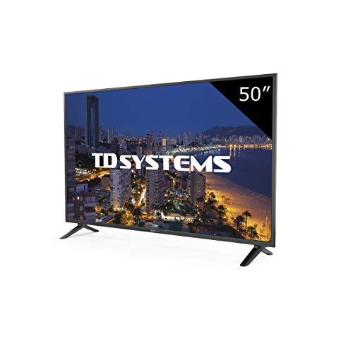 "TV 50"" Led Full HD TD Systems K50DLP8F"