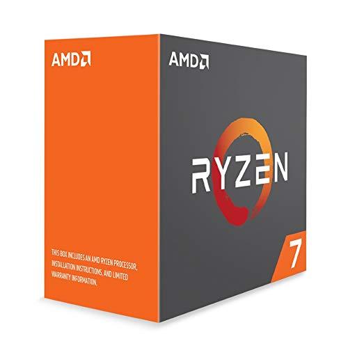Ryzen 7 1800x Amazon - De 2ª mano - Muy bueno