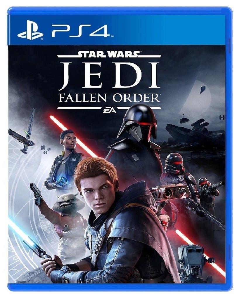 Star Wars - Jedi Fallen Order PS4