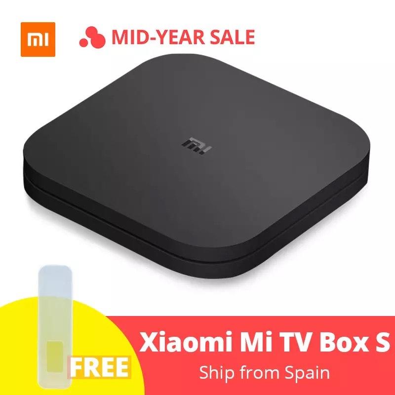 Mi Box S desde España por 32€ [11/11]
